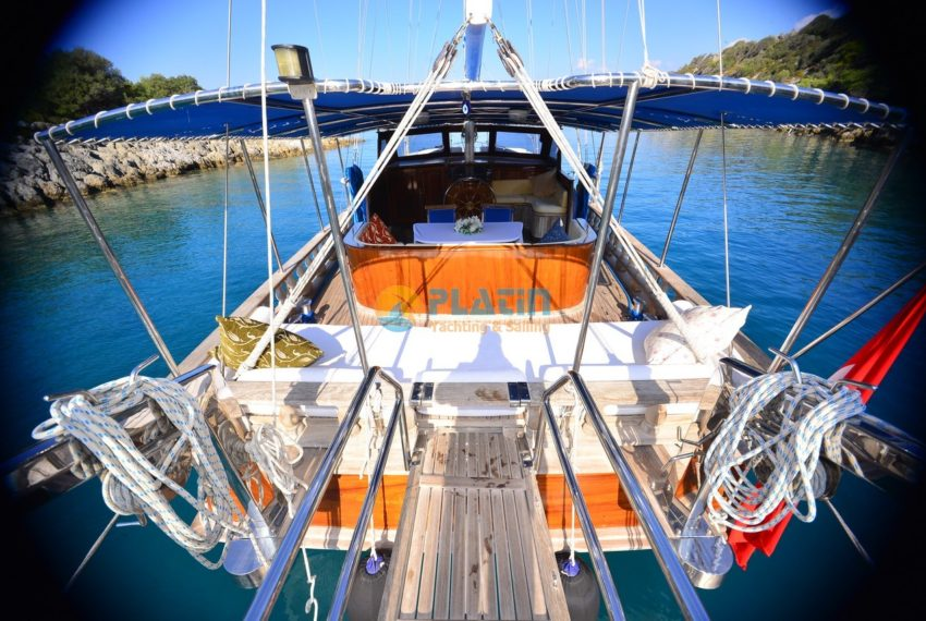 Gulet Yacht Charter Ceylan 17