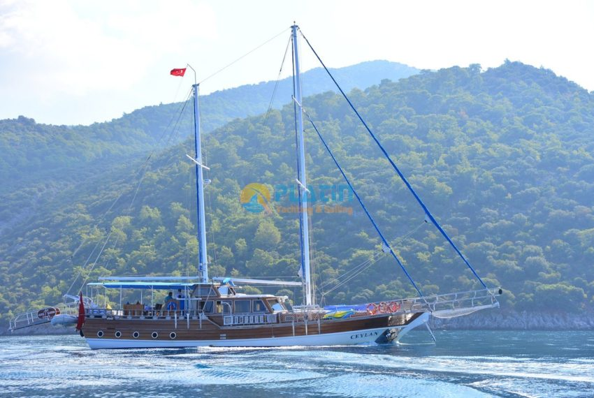 Gulet Yacht Charter Ceylan 20