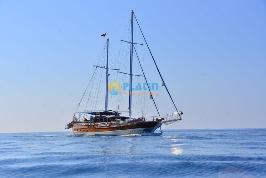 Gulet Yacht Charter Ceylan 21