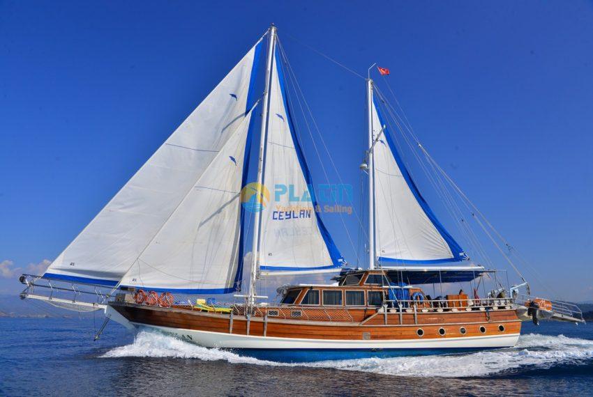 Gulet Yacht Charter Ceylan 22
