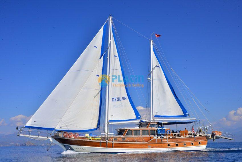 Gulet Yacht Charter Ceylan 24