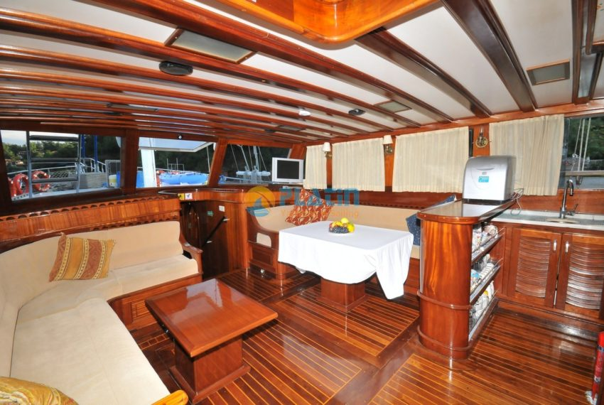 Gulet Yacht Charter Ceylan 30