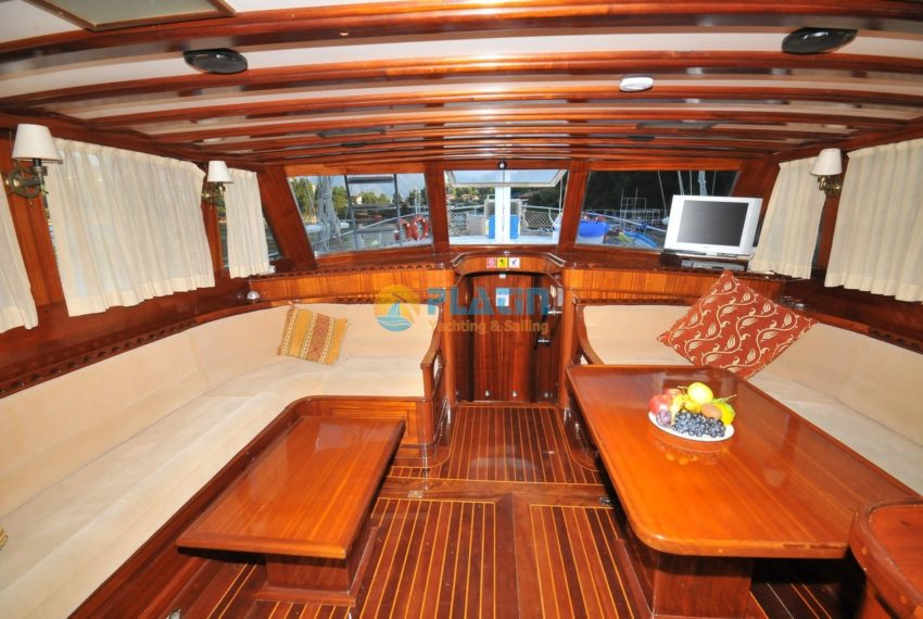 Gulet Yacht Charter Ceylan 31