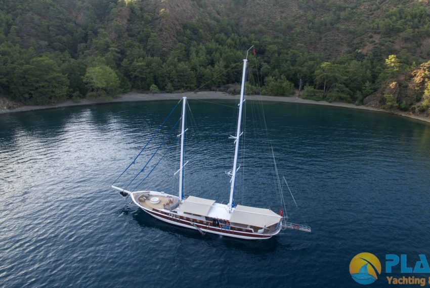 Kayhan Kaptan Gulet Yat Tekne 01