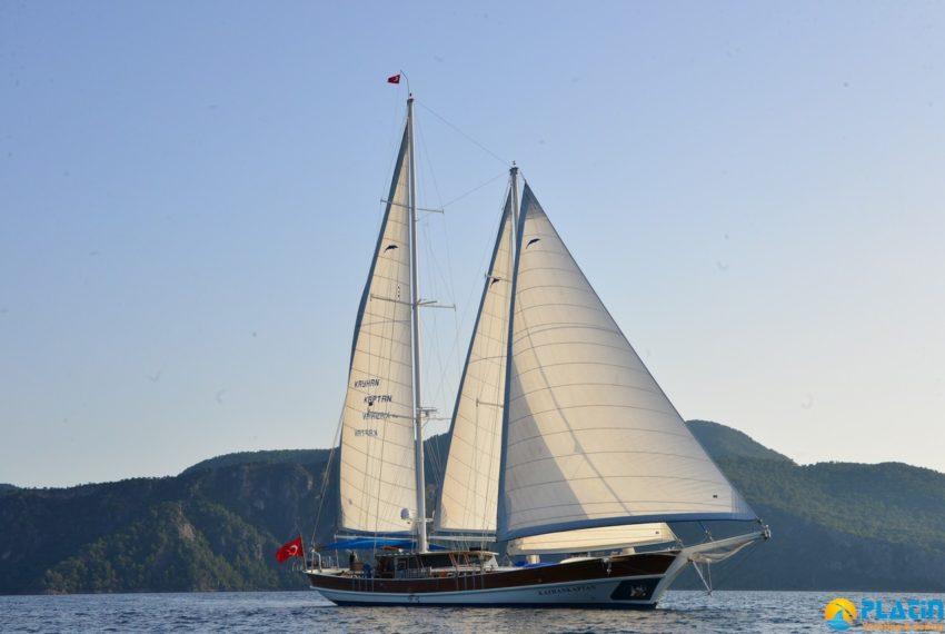 Kayhan Kaptan gulet yacht 07