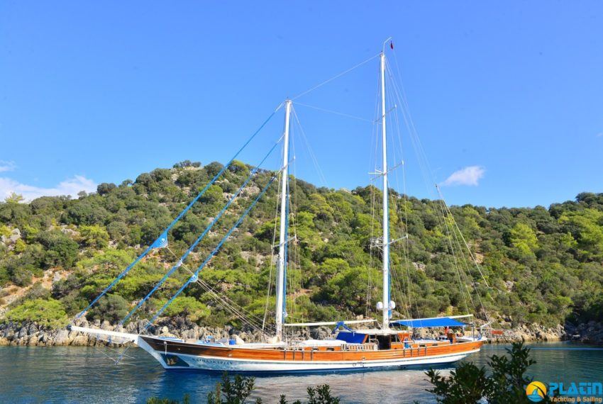 Kayhan Kaptan gulet yacht 13