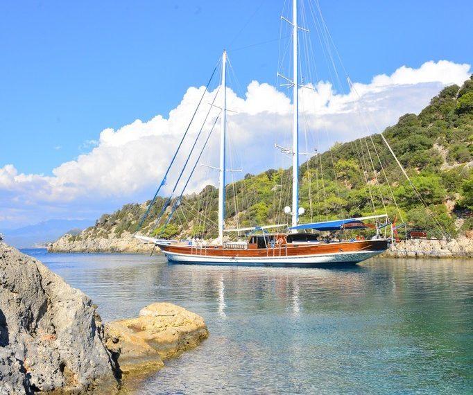 Kayhan Kaptan gulet yacht 15
