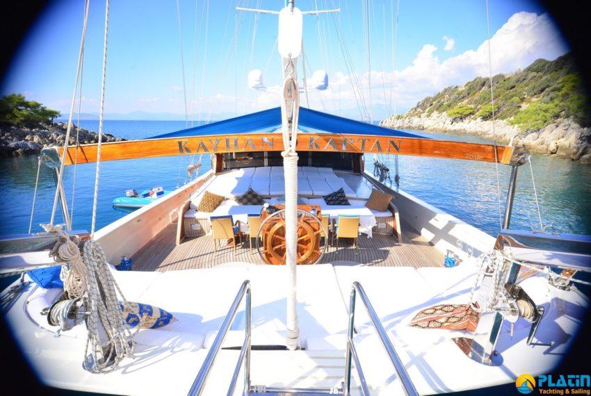 Kayhan Kaptan gulet yacht 16