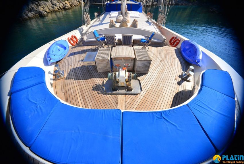 Kayhan Kaptan gulet yacht 21
