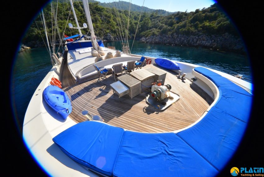 Kayhan Kaptan gulet yacht 24