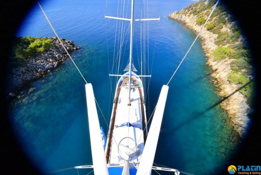 Kayhan Kaptan gulet yacht 25