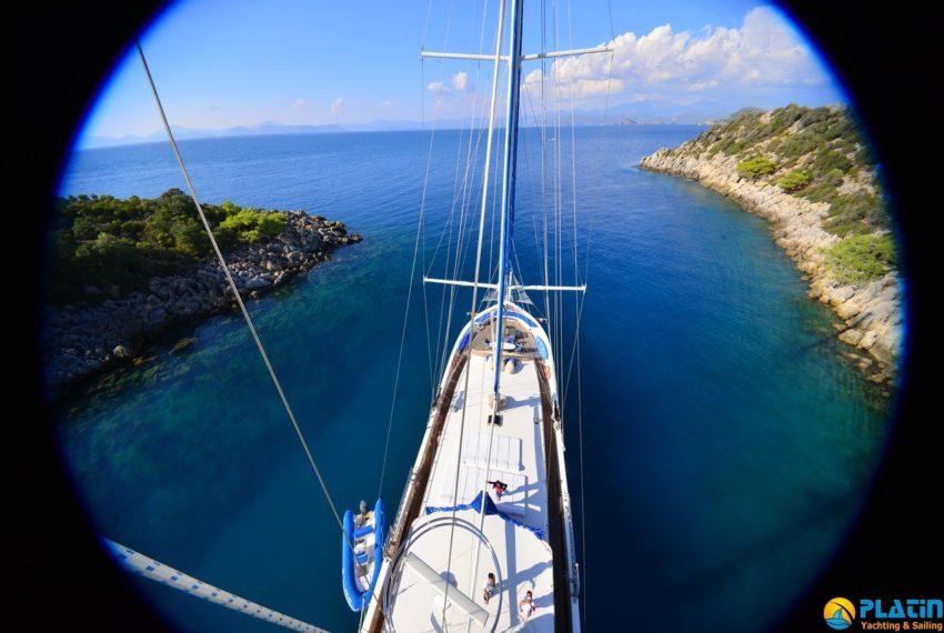 Kayhan Kaptan gulet yacht 27
