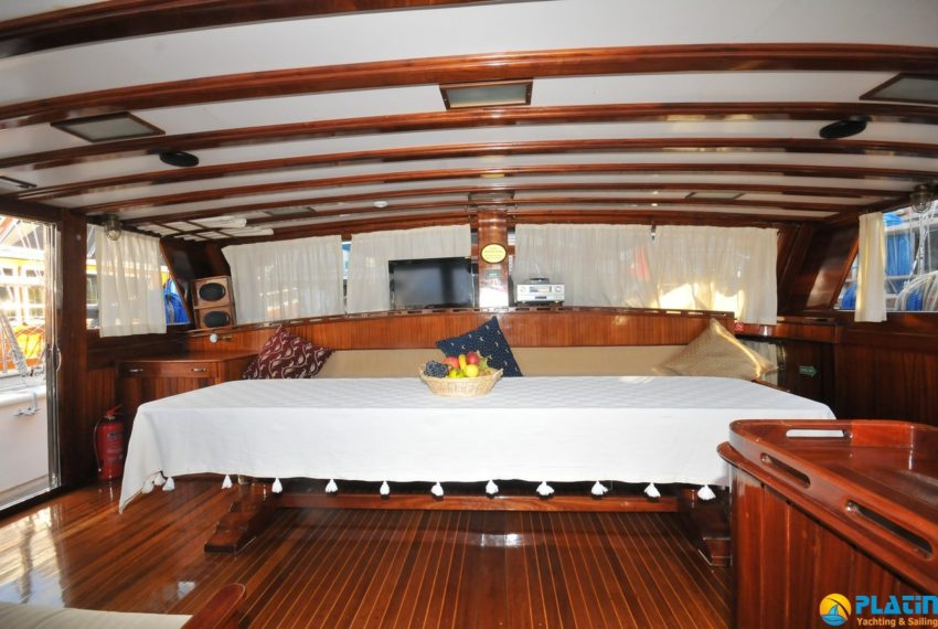 Kayhan Kaptan gulet yacht 35