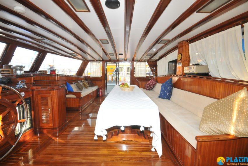 Kayhan Kaptan gulet yacht 36
