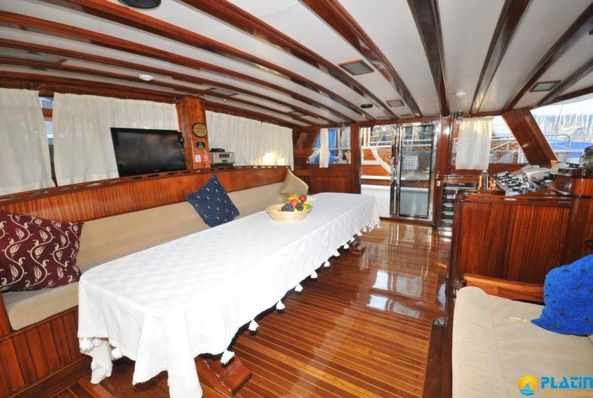 Kayhan Kaptan gulet yacht 37