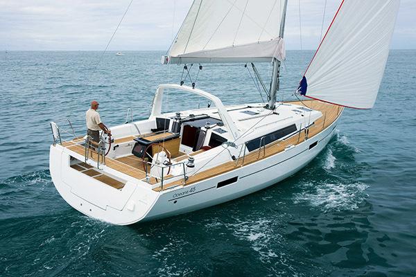 Rent a Sailing Boat (Bareboat)