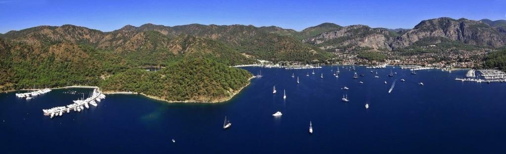 Yacht Charter Gocek Turkey 1