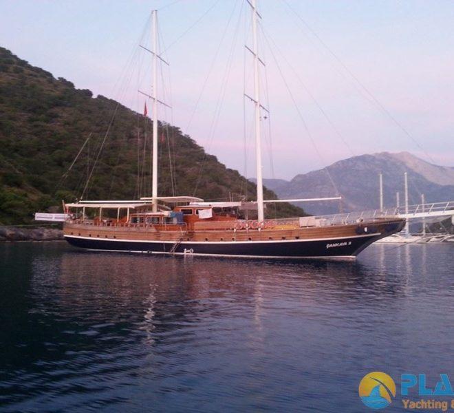 cankaya 2 gulet yacht