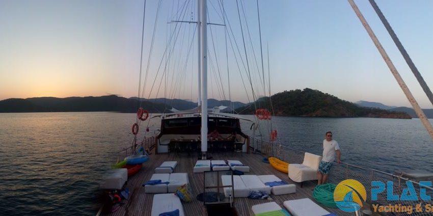 cankaya 2 gulet yacht 06