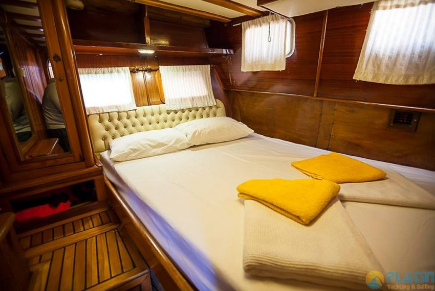 Ceyda 2 Rent Yacht Gulet Boat Charter Turkey 01