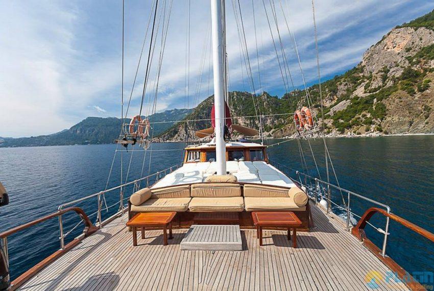 Ceyda 2 Rent Yacht Gulet Boat Charter Turkey 02