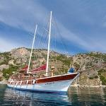 Ceyda 2 Rent Yacht Gulet Boat Charter Turkey