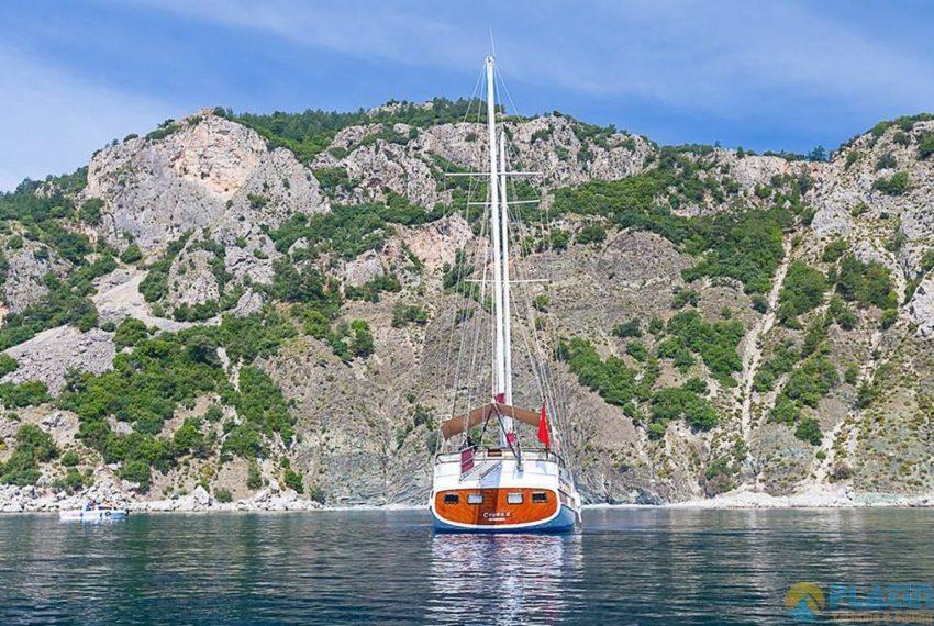 Ceyda 2 Rent Yacht Gulet Boat Charter Turkey 05