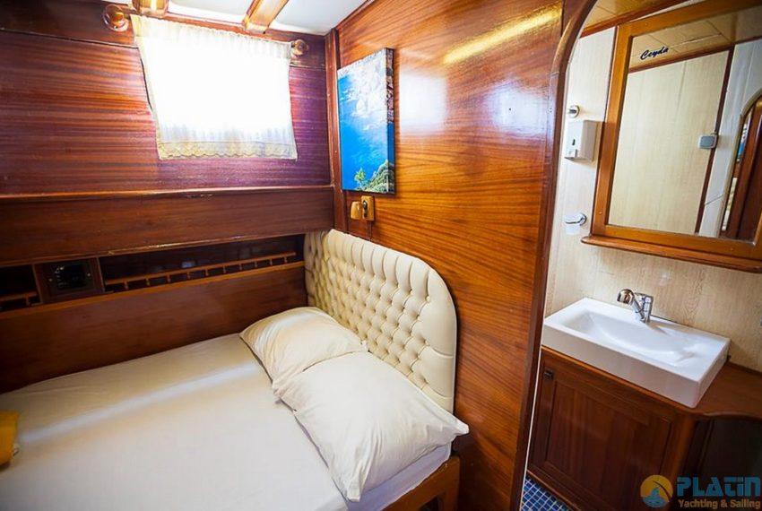 Ceyda 2 Rent Yacht Gulet Boat Charter Turkey 06