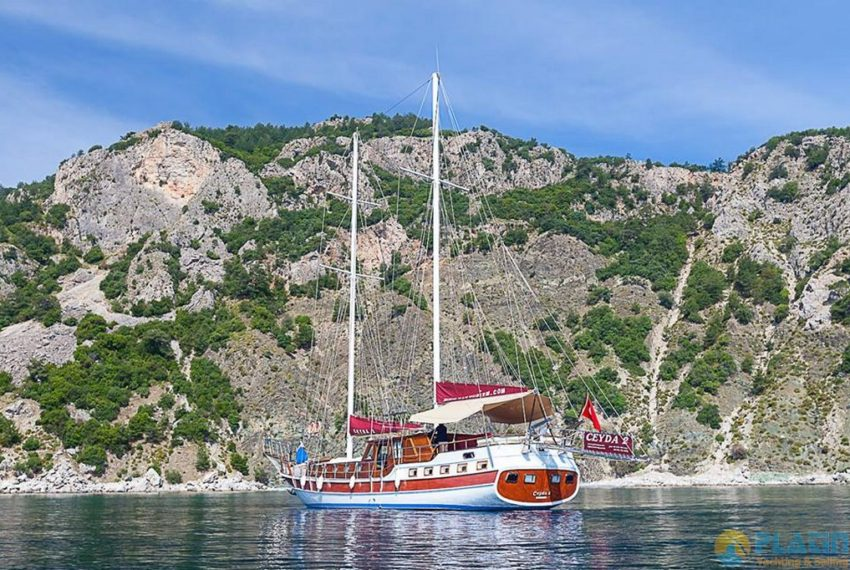 Ceyda 2 Rent Yacht Gulet Boat Charter Turkey 07