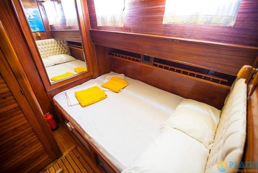 Ceyda 2 Rent Yacht Gulet Boat Charter Turkey 08
