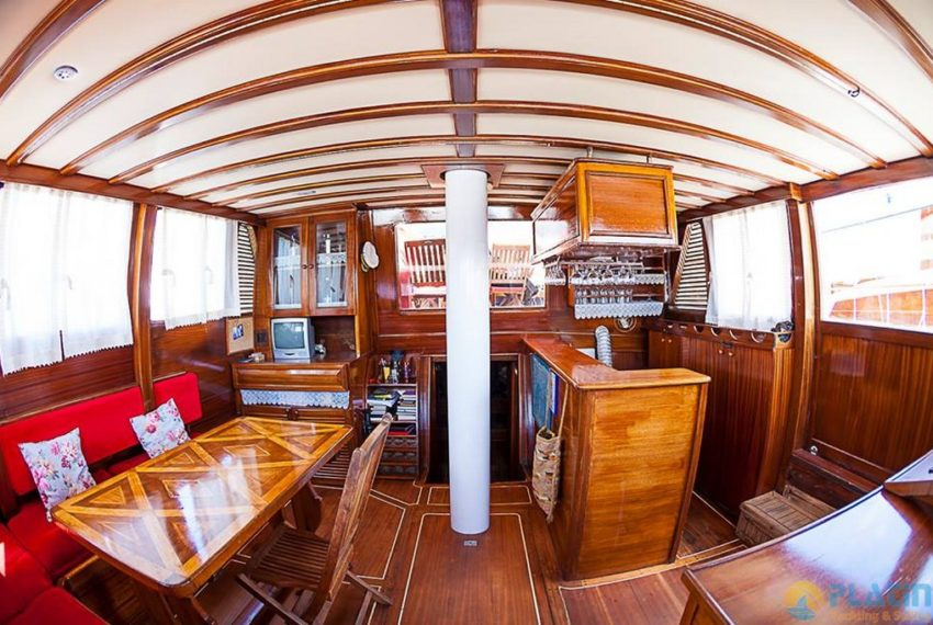 Ceyda 2 Rent Yacht Gulet Boat Charter Turkey 09
