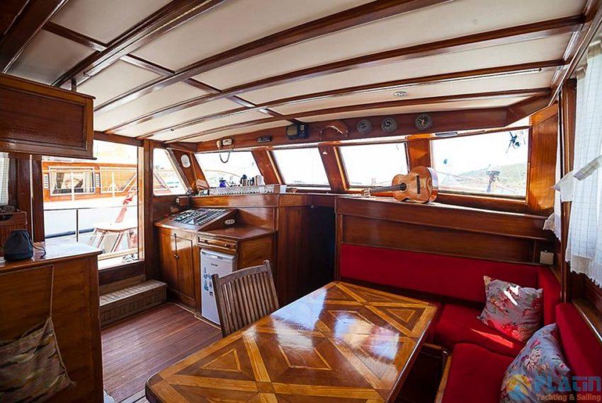 Ceyda 2 Rent Yacht Gulet Boat Charter Turkey 12