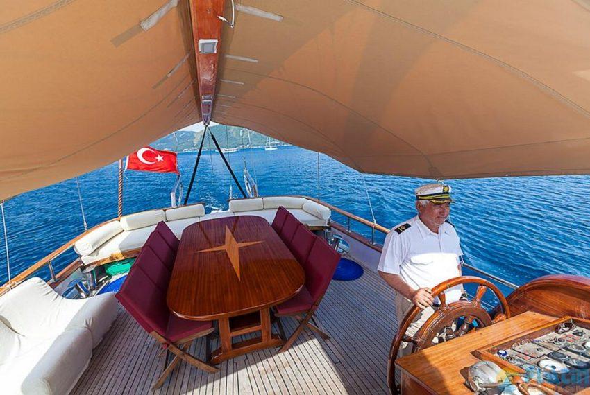 Ceyda 2 Rent Yacht Gulet Boat Charter Turkey 13
