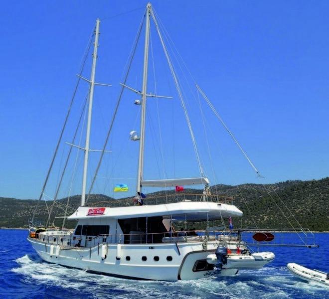 Gul sultan Rent Yacht Gulet Boat Charter Turkey