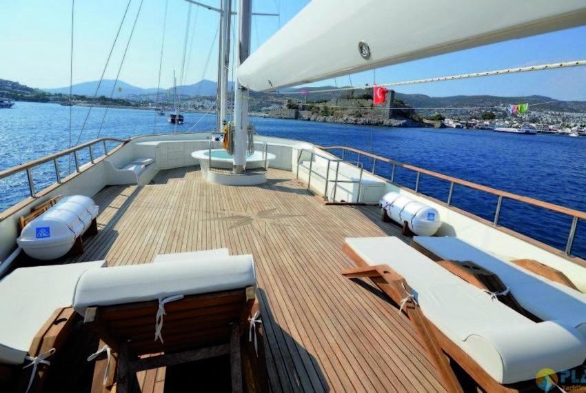 Gul sultan Rent Yacht Gulet Boat Charter Turkey 02