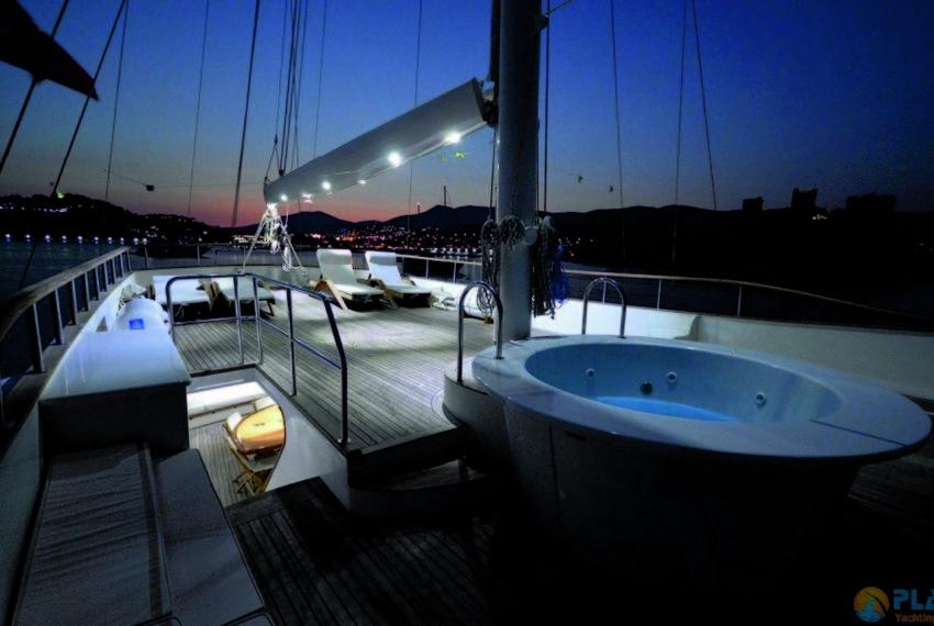 Gul sultan Rent Yacht Gulet Boat Charter Turkey 04