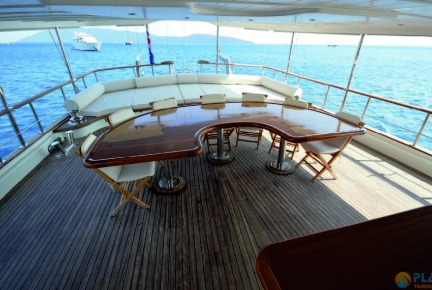 Gul sultan Rent Yacht Gulet Boat Charter Turkey 06