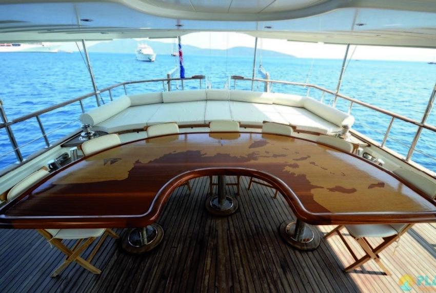 Gul sultan Rent Yacht Gulet Boat Charter Turkey 07