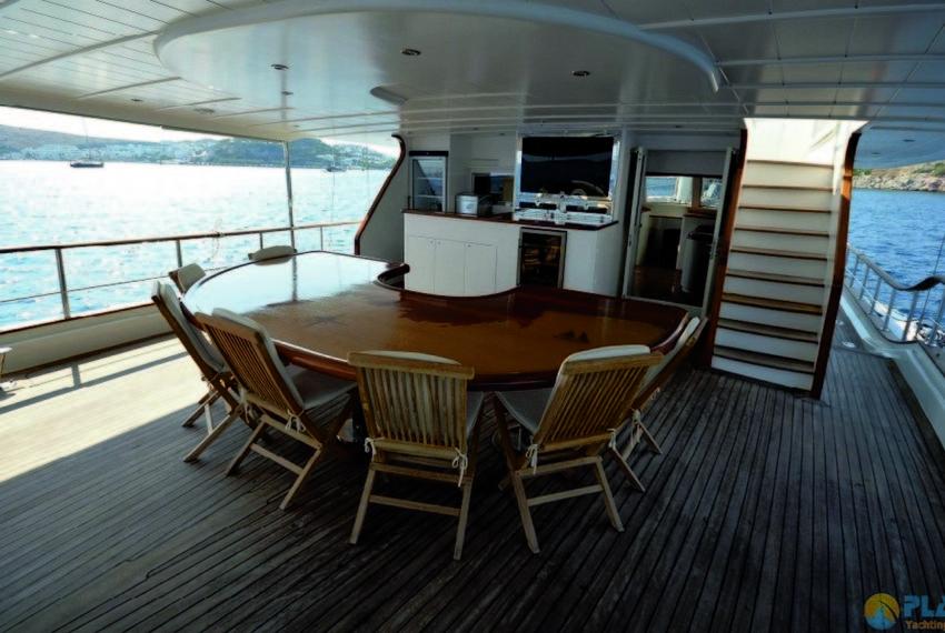 Gul sultan Rent Yacht Gulet Boat Charter Turkey 08