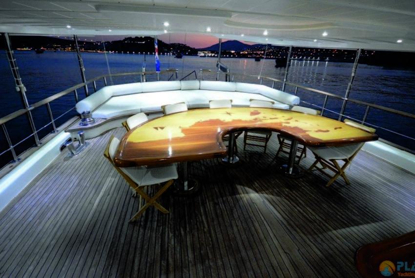 Gul sultan Rent Yacht Gulet Boat Charter Turkey 09
