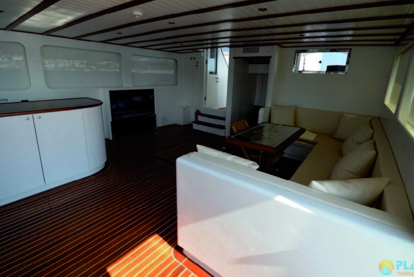 Gul sultan Rent Yacht Gulet Boat Charter Turkey 12