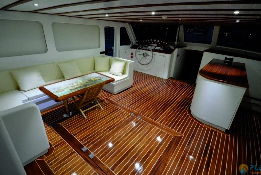 Gul sultan Rent Yacht Gulet Boat Charter Turkey 13