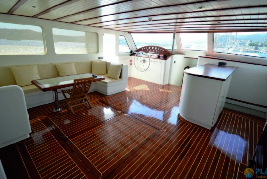 Gul sultan Rent Yacht Gulet Boat Charter Turkey 14