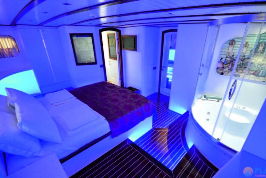 Gul sultan Rent Yacht Gulet Boat Charter Turkey 17