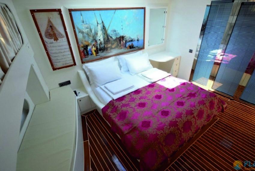 Gul sultan Rent Yacht Gulet Boat Charter Turkey 19