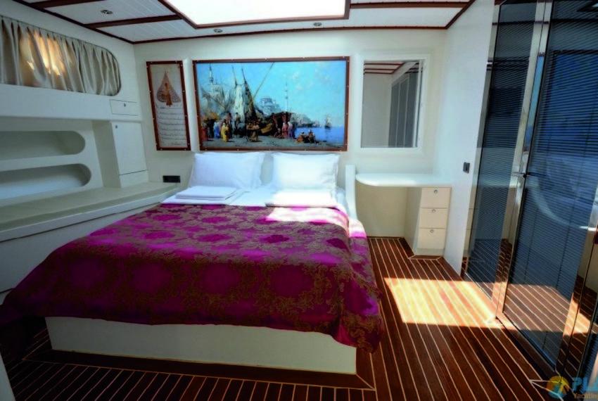 Gul sultan Rent Yacht Gulet Boat Charter Turkey 20