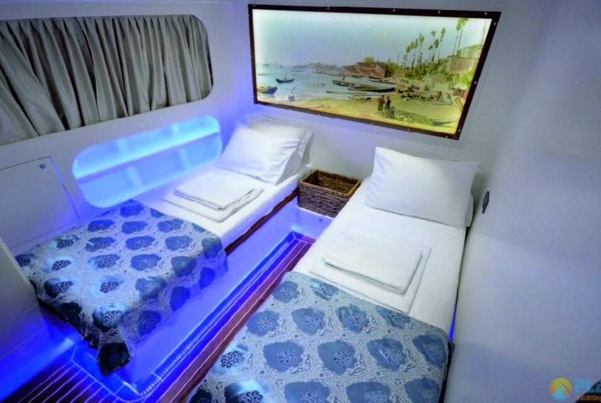 Gul sultan Rent Yacht Gulet Boat Charter Turkey 27