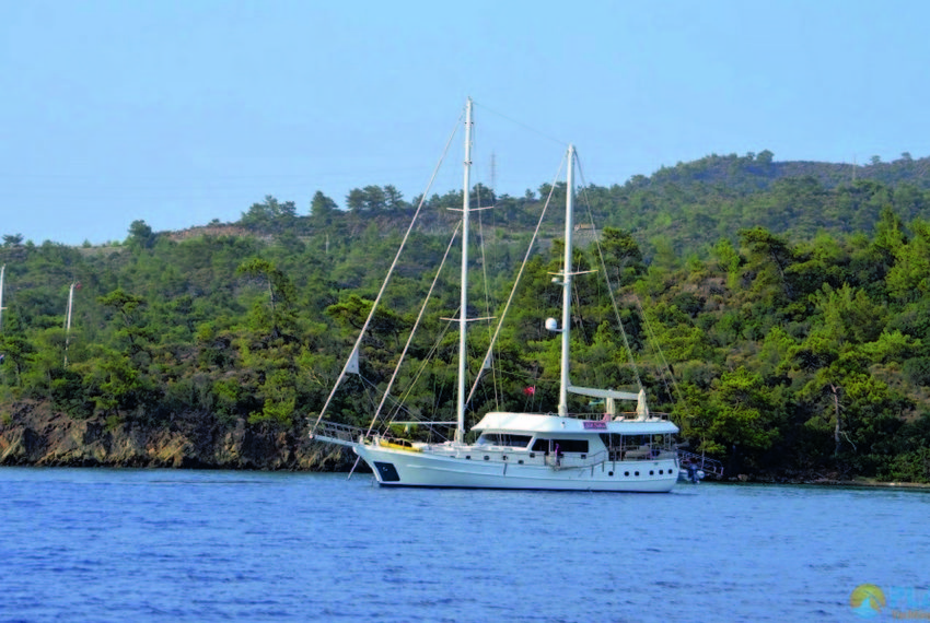 Gul sultan Rent Yacht Gulet Boat Charter Turkey 32