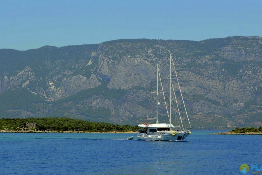 Gul sultan Rent Yacht Gulet Boat Charter Turkey 33