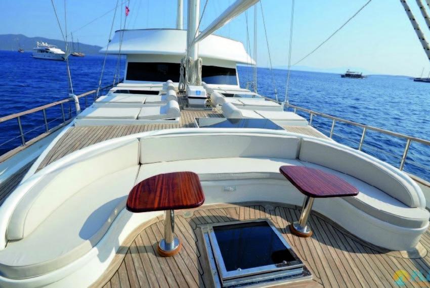 Gul sultan Rent Yacht Gulet Boat Charter Turkey 34